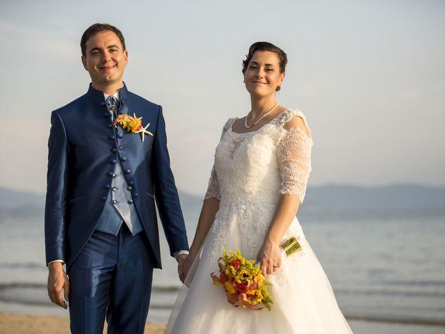 Il matrimonio di Gianluca e Serena a Follonica, Grosseto 61