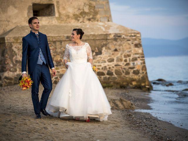 Il matrimonio di Gianluca e Serena a Follonica, Grosseto 72