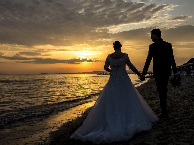 Il matrimonio di Gianluca e Serena a Follonica, Grosseto 73
