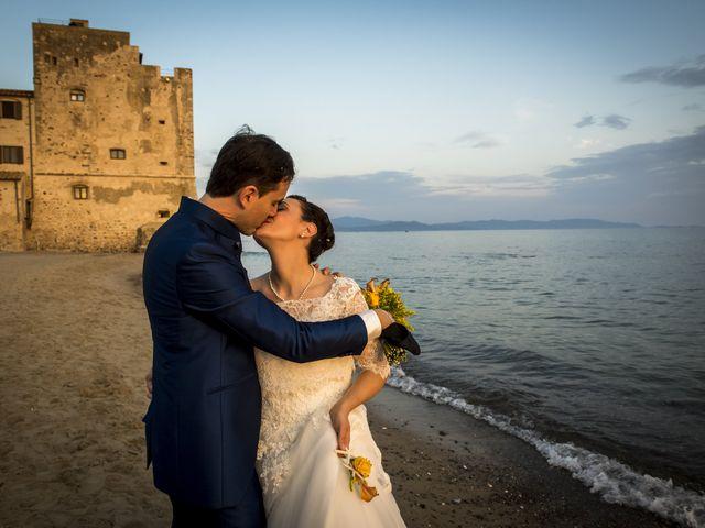 Il matrimonio di Gianluca e Serena a Follonica, Grosseto 75