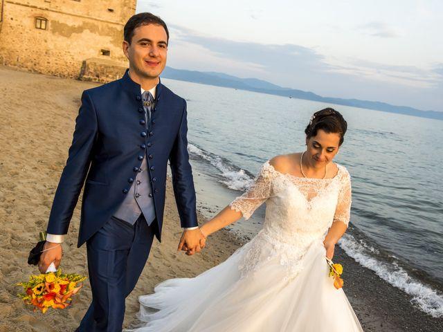 Il matrimonio di Gianluca e Serena a Follonica, Grosseto 76