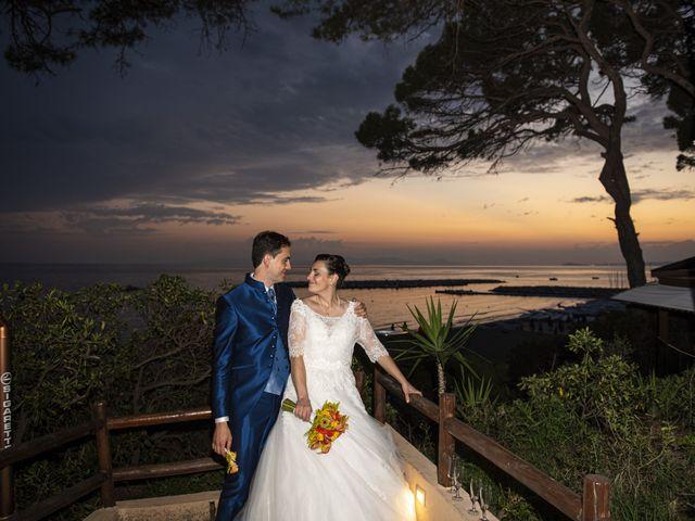 Il matrimonio di Gianluca e Serena a Follonica, Grosseto 79