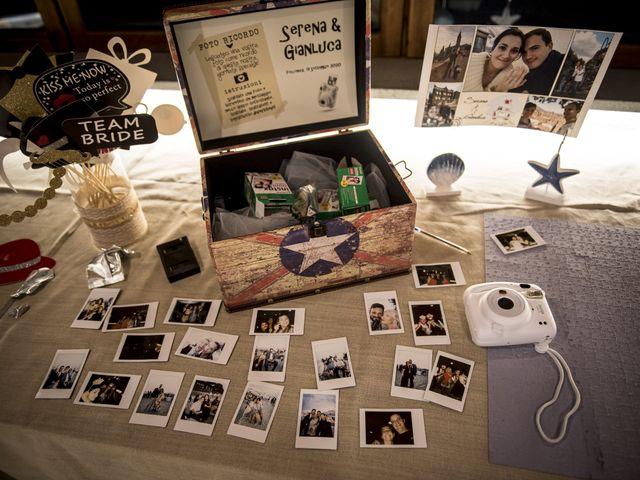 Il matrimonio di Gianluca e Serena a Follonica, Grosseto 89