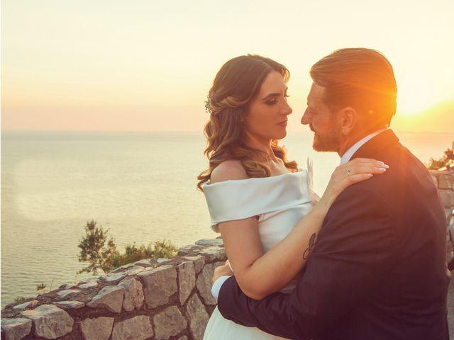 Le nozze di Giuseppe e Ilaria