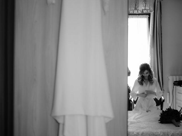 Il matrimonio di Omar e Serena a Monticello Brianza, Lecco 13