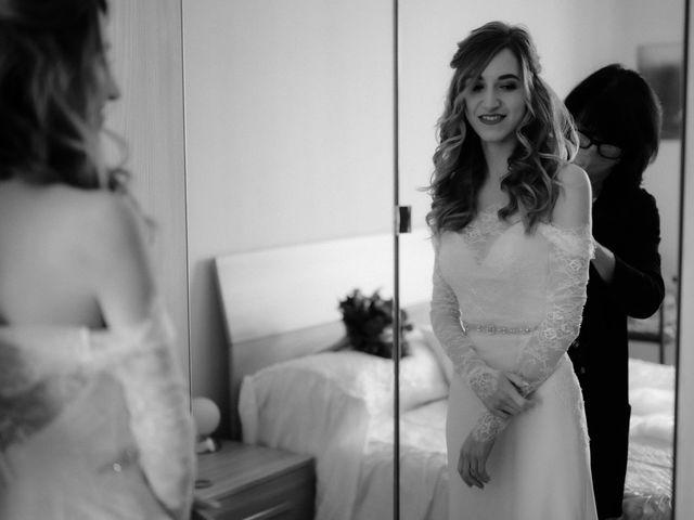 Il matrimonio di Omar e Serena a Monticello Brianza, Lecco 17