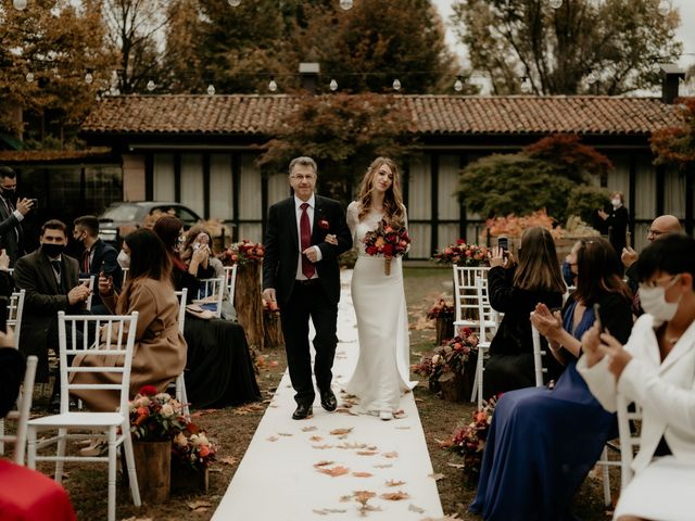 Il matrimonio di Omar e Serena a Monticello Brianza, Lecco 32