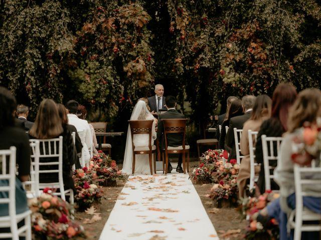 Il matrimonio di Omar e Serena a Monticello Brianza, Lecco 35