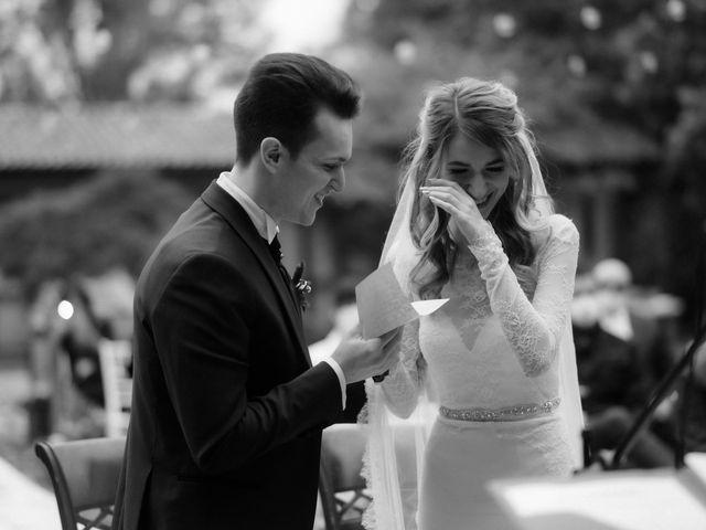 Il matrimonio di Omar e Serena a Monticello Brianza, Lecco 37
