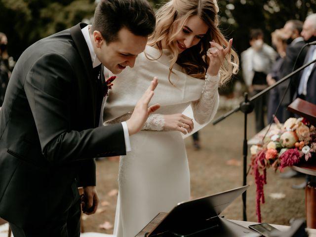 Il matrimonio di Omar e Serena a Monticello Brianza, Lecco 39