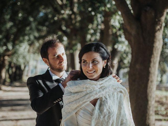 Le nozze di Caterina e Ettore