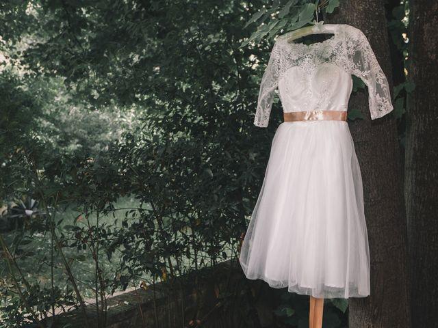 Il matrimonio di Yuri e Brigilda a Foligno, Perugia 5