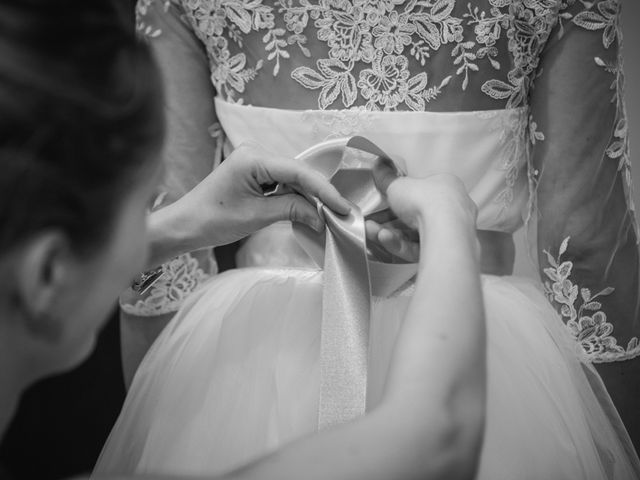 Il matrimonio di Yuri e Brigilda a Foligno, Perugia 8