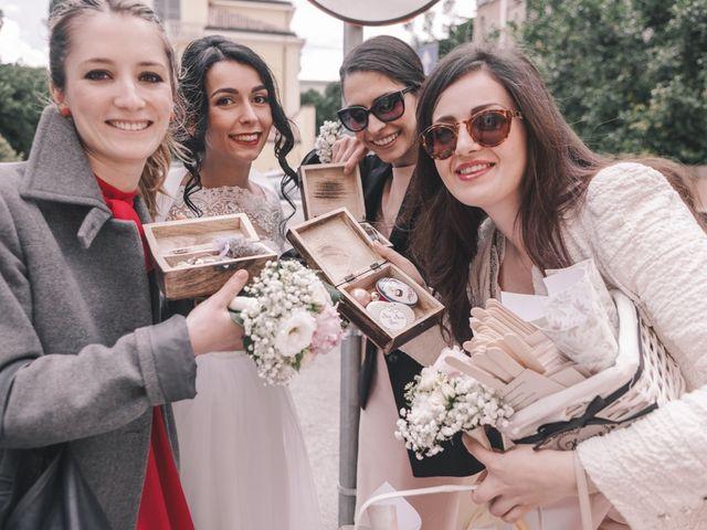 Il matrimonio di Yuri e Brigilda a Foligno, Perugia 12