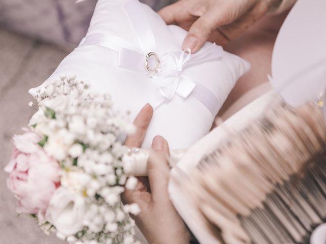 Il matrimonio di Yuri e Brigilda a Foligno, Perugia 13