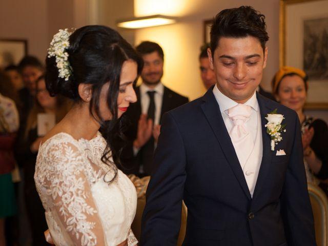 Il matrimonio di Yuri e Brigilda a Foligno, Perugia 17