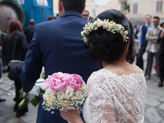 Il matrimonio di Yuri e Brigilda a Foligno, Perugia 23