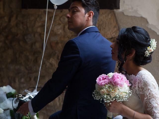 Il matrimonio di Yuri e Brigilda a Foligno, Perugia 25