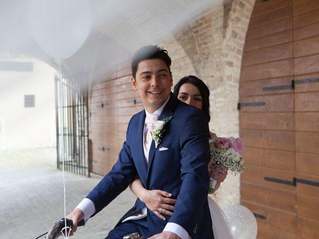 Il matrimonio di Yuri e Brigilda a Foligno, Perugia 27