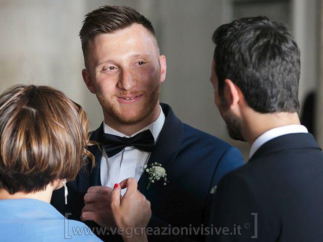 Il matrimonio di Damiano e Angela a Palo del Colle, Bari 8