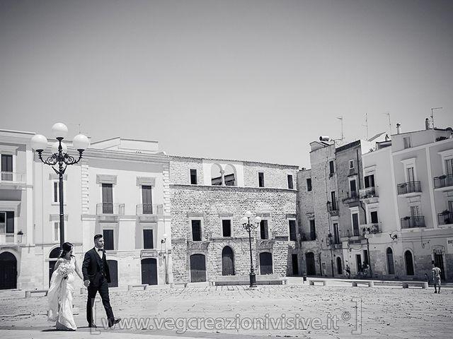 Il matrimonio di Damiano e Angela a Palo del Colle, Bari 11