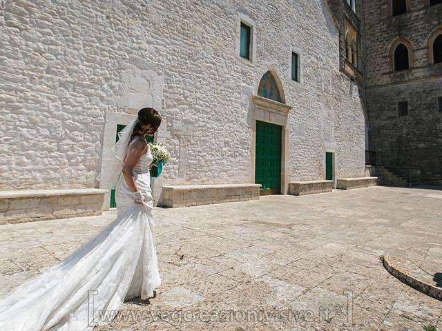 Il matrimonio di Damiano e Angela a Palo del Colle, Bari 12
