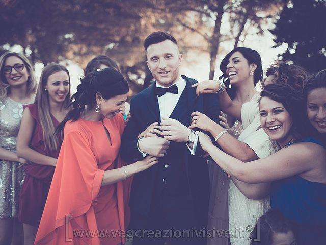 Il matrimonio di Damiano e Angela a Palo del Colle, Bari 13