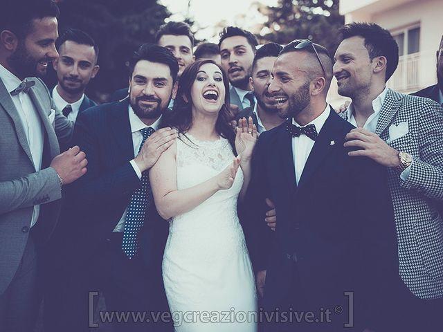 Il matrimonio di Damiano e Angela a Palo del Colle, Bari 14