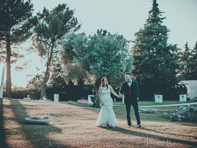 Il matrimonio di Damiano e Angela a Palo del Colle, Bari 15