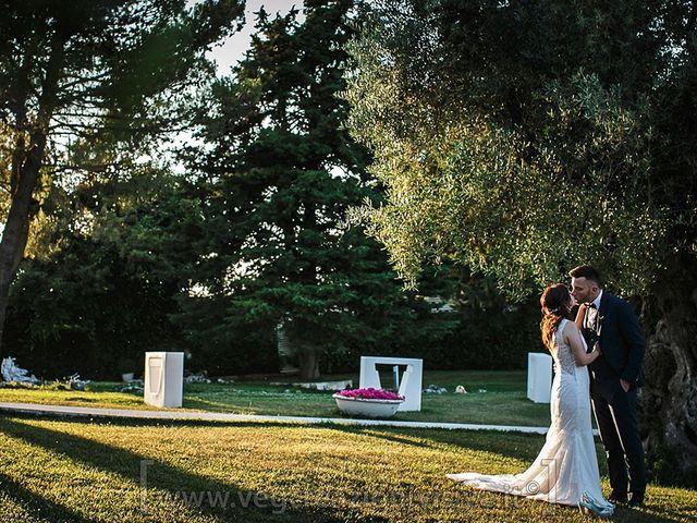 Il matrimonio di Damiano e Angela a Palo del Colle, Bari 16