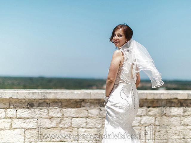 Il matrimonio di Damiano e Angela a Palo del Colle, Bari 18