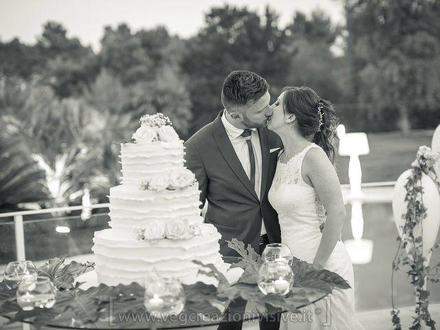 Il matrimonio di Damiano e Angela a Palo del Colle, Bari 20
