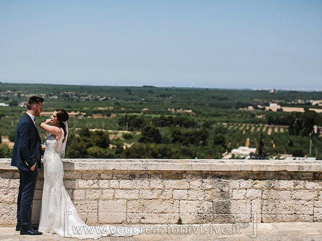 Il matrimonio di Damiano e Angela a Palo del Colle, Bari 1