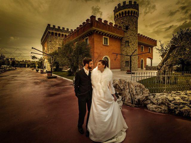Le nozze di Emanuela e Davide