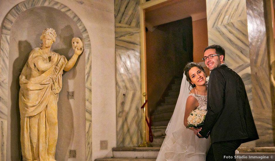 Il matrimonio di Mauro e Cristina a Offida, Ascoli Piceno