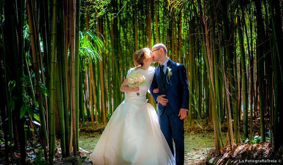 Il matrimonio di Alessio e Silvia a Morrovalle, Macerata