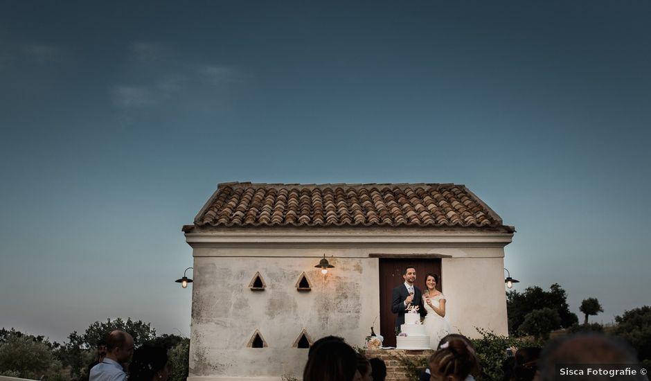 Il matrimonio di Dennis e Imma a Cirò Marina, Crotone