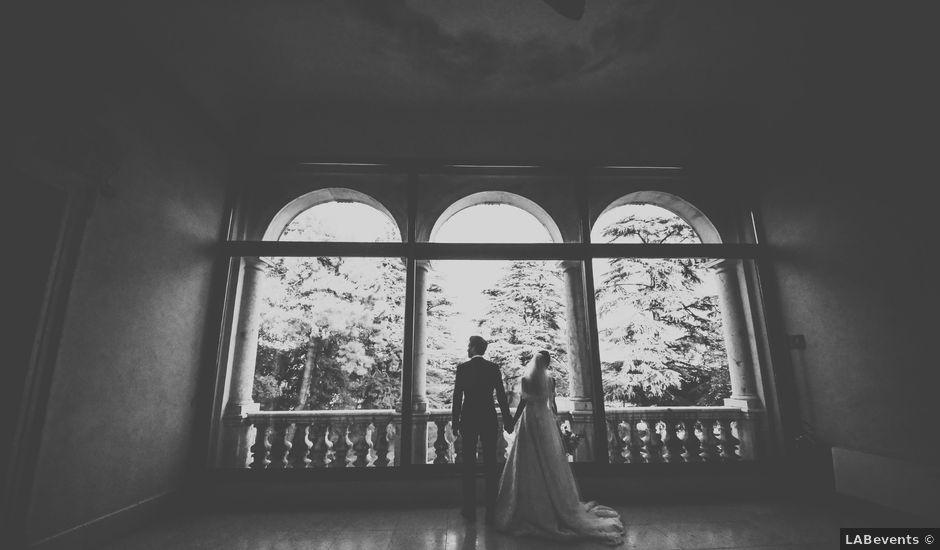 Il matrimonio di Lorenz e Annah a Verona, Verona