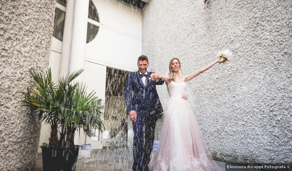 Il matrimonio di Mauro e Jessica a Varese, Varese