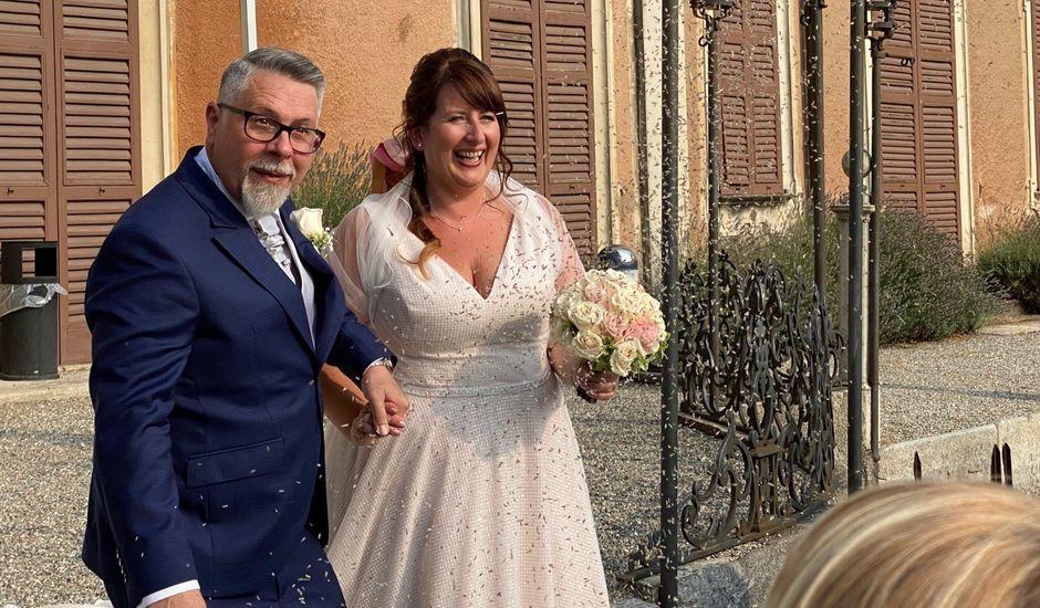 Il matrimonio di Giorgio e Federica a Gazzada Schianno, Varese