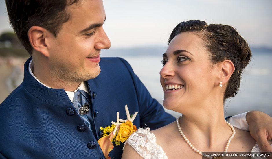 Il matrimonio di Gianluca e Serena a Follonica, Grosseto