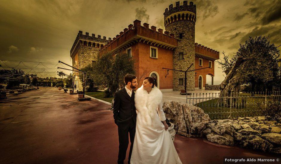 Il matrimonio di Davide e Emanuela a Atripalda, Avellino