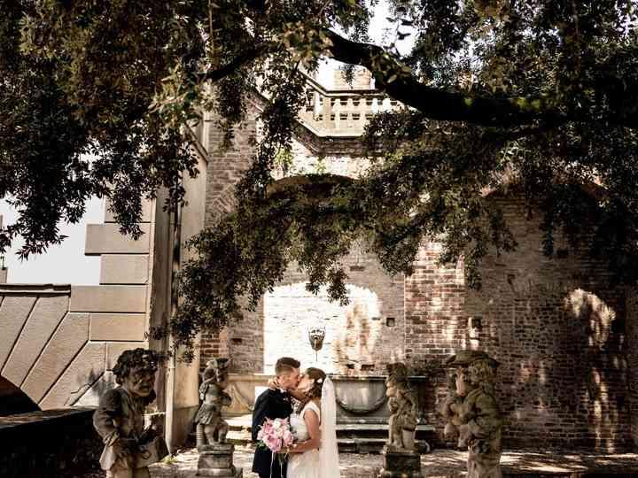 le nozze di Sara e Giampiero