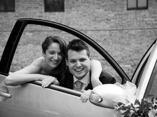 le nozze di Filippo e Alessandra 1