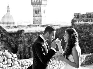 Le nozze di Erika e Riccardo