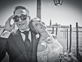 Le nozze di Andreea e Maurizio