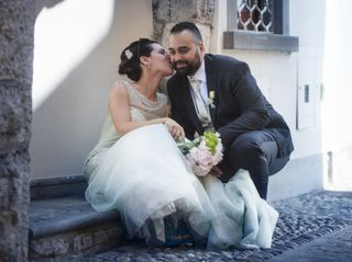 Le nozze di Sara e Davide