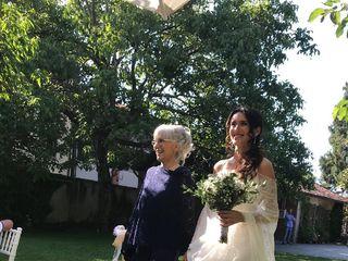 Le nozze di Erika e Walter 1