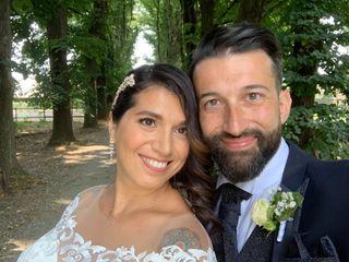 Le nozze di Marco e Giusi