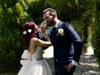 Le nozze di Sofia e Gabriele